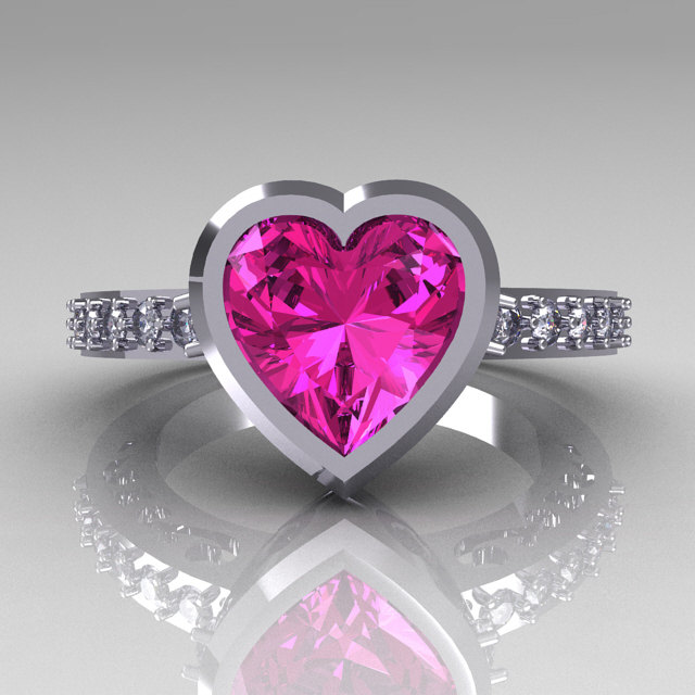 Brown Diamond Wedding Rings
