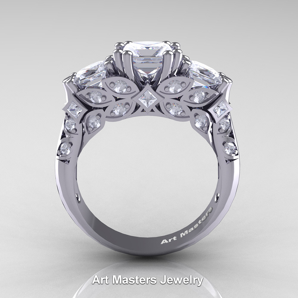 rings gold diamond jewellery ring jewelry diamondland engagement in solitaire white