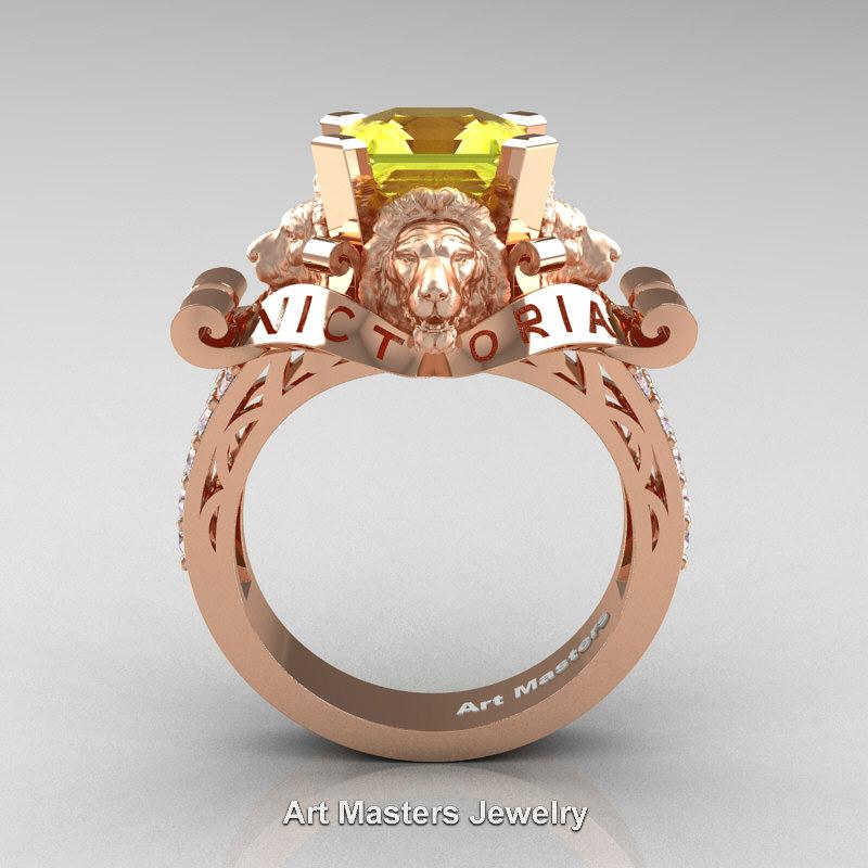Antique Plnk Saphire Ring