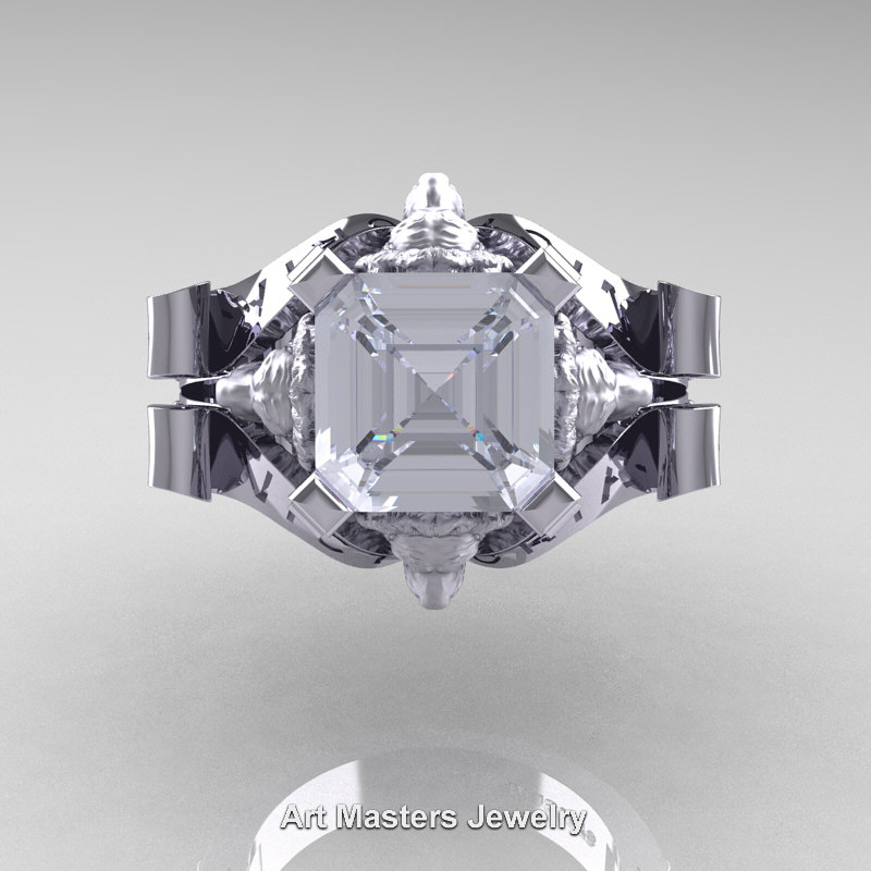 famous cut price ceylon gemstone platinum engagement prices rings pin sapphire asscher ring diamond