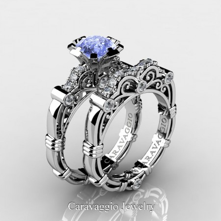 Caravaggio-14K-White-Gold-125-Carat-Light-Blue-Sapphire-Diamond-Engagement-Ring-Wedding-Band-Set-R623S-14KWGDLBS-P