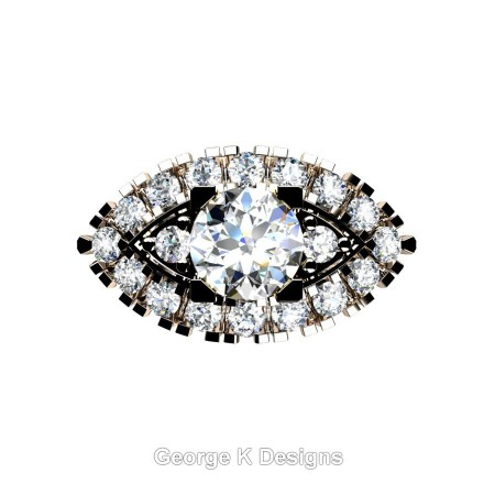 Classic-French-14K-Rose-Gold-1-Carat-White-Sapphire-Diamond-Marquise-Halo-Engagement-Ring-R409-14KRGDWS-T2