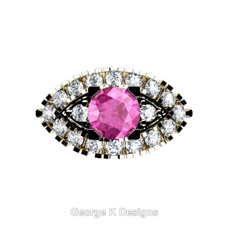 Classic-French-14K-Yellow-Gold-1-Carat-Pink-Sapphire-Diamond-Marquise-Halo-Engagement-Ring-R409-14KYGDPS-T2