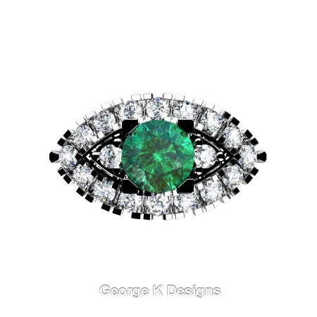Classic-French-950-Platinum-1-Carat-Emerald-Diamond-Marquise-Halo-Engagement-Ring-R409-PLATDEM-T