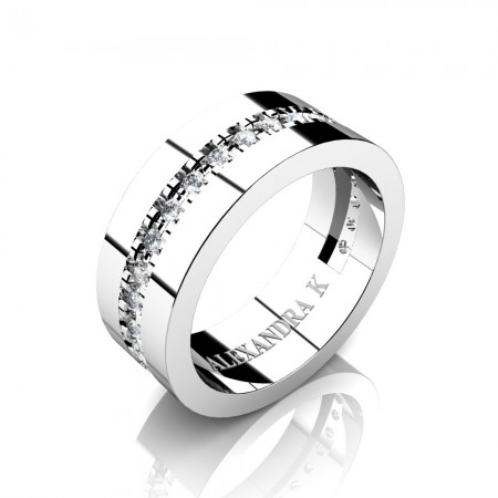 Alexandra-K-Modern-French-14K-White-Gold-Channel-Pave-Diamond-Wedding-Ring-A1001-14KWGD-P