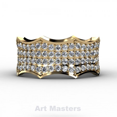 Winterfell-14K-Yellow-Gold-100-Diamond-Gothic-Eternity-Crown-Ring-R725A-14KYGD-P