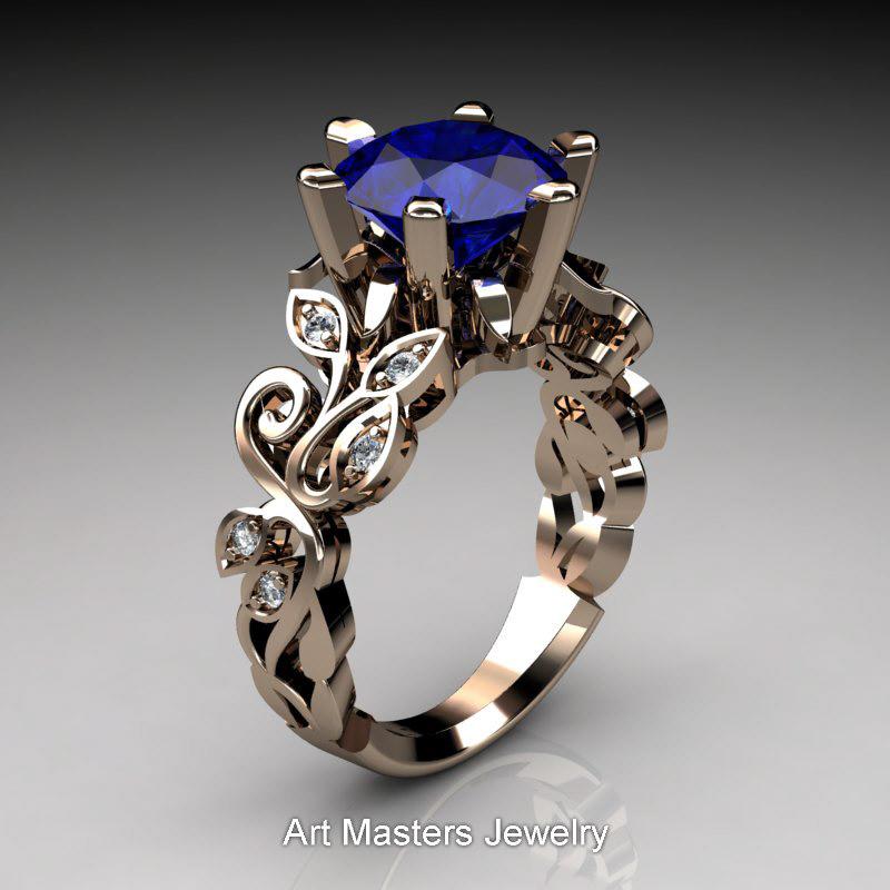 Vine Deco Crown Ring