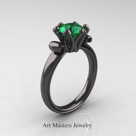 Black-Gold-Engagement-Ring-AR127-BGEM-P
