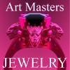 Victorian 14K Fuchsia Gold 3.0 Ct Asscher Cut Black Diamond Dragon Engagement Ring R865-14KFPGBD