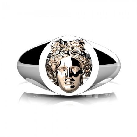 Apollo-Reserve-950-Platinum-14K-Rose-Gold-Mens-Ring-R952-PLATRG14K-F