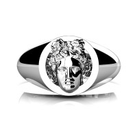 Apollo Mens 950 Platinum Ring R952-PLAT