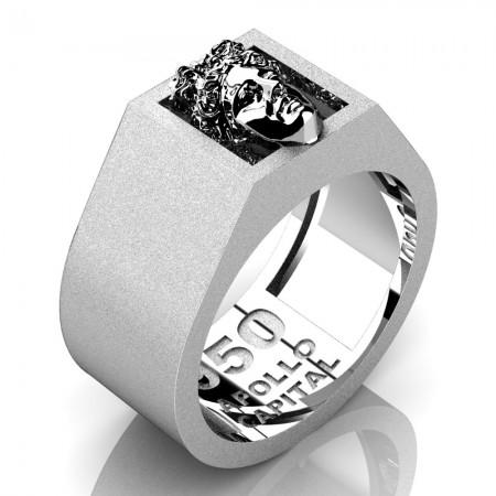 Apollo-Reserve-Matte-950-Platinum-Mens-Ring-R950-PLATSG-P