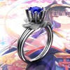 Nature-Inspired-14K-White-Gold-1-0-Ct-Blue-Sapphire-Leaf-and-Vine-Engagement-Ring-R440-14KWGSBS-P25