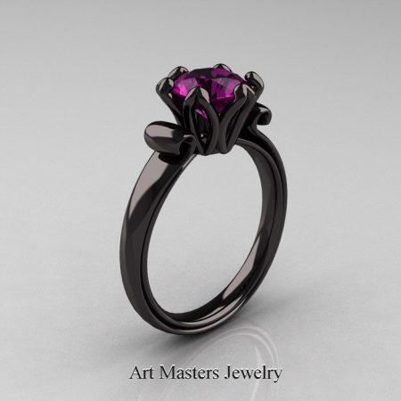 Black-Gold-Engagement-Ring-AR127-BGAM-P